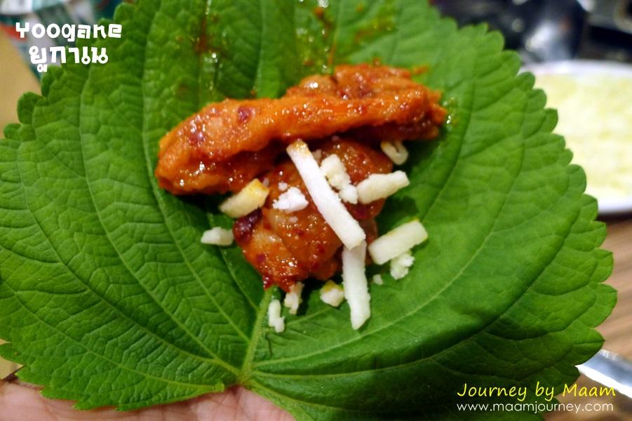 Chicken Galbi Original No 1 from Korea_2