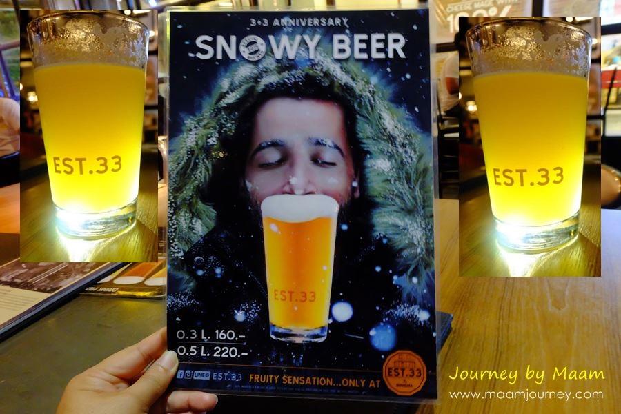 EST33 The Nine_Snowy Beer