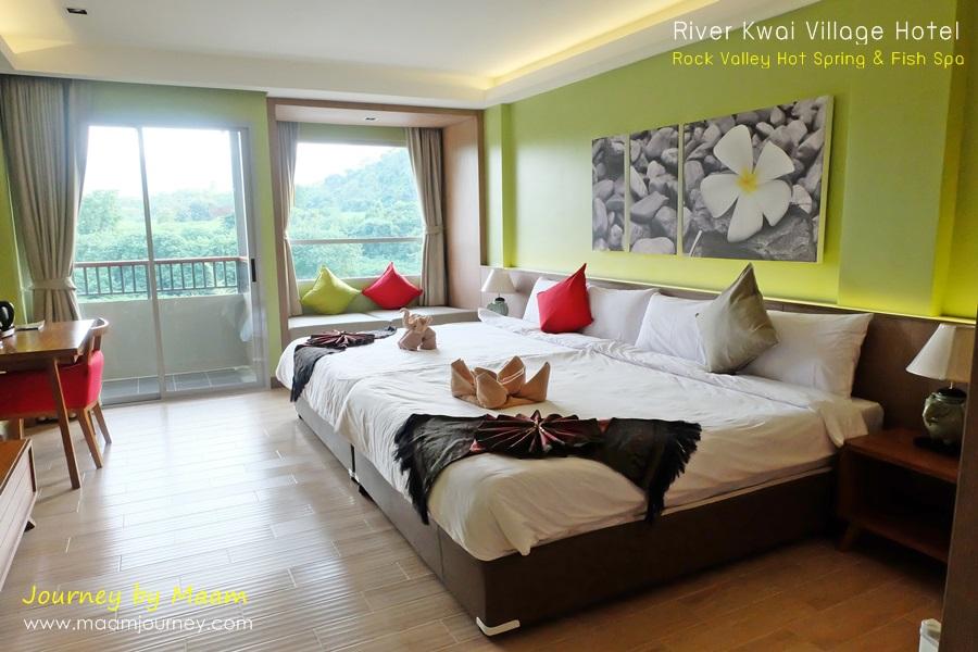 ที่พักริมแคว_River Kwai Village Hotel_Cliff Wing_18