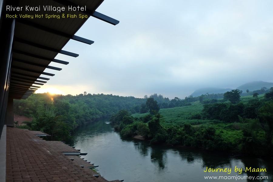 ที่พักริมแคว_River Kwai Village Hotel_Cliff Wing_26