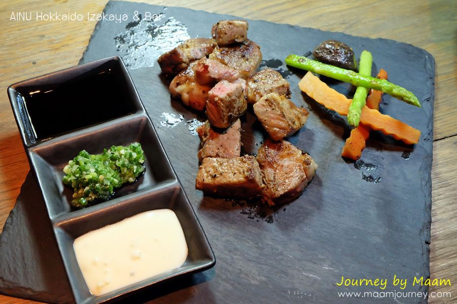 AINU_Australian Wagyu Steak