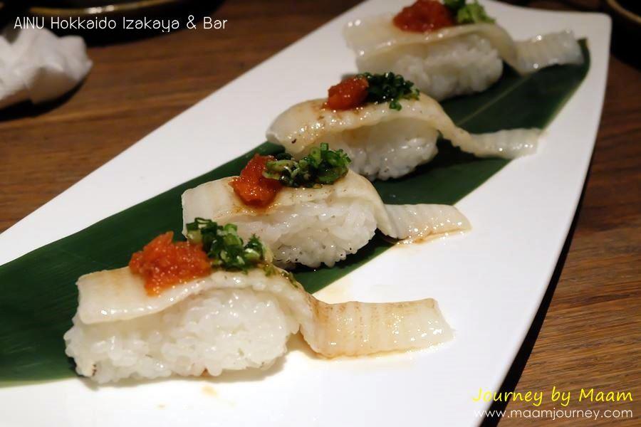AINU_Engawa Sushi