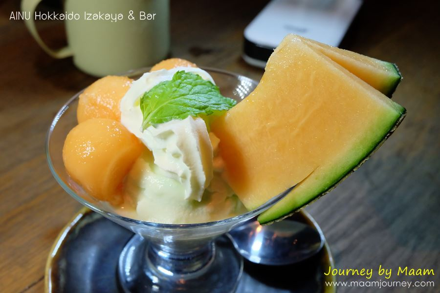 AINU_Melon Icecream Parfeit