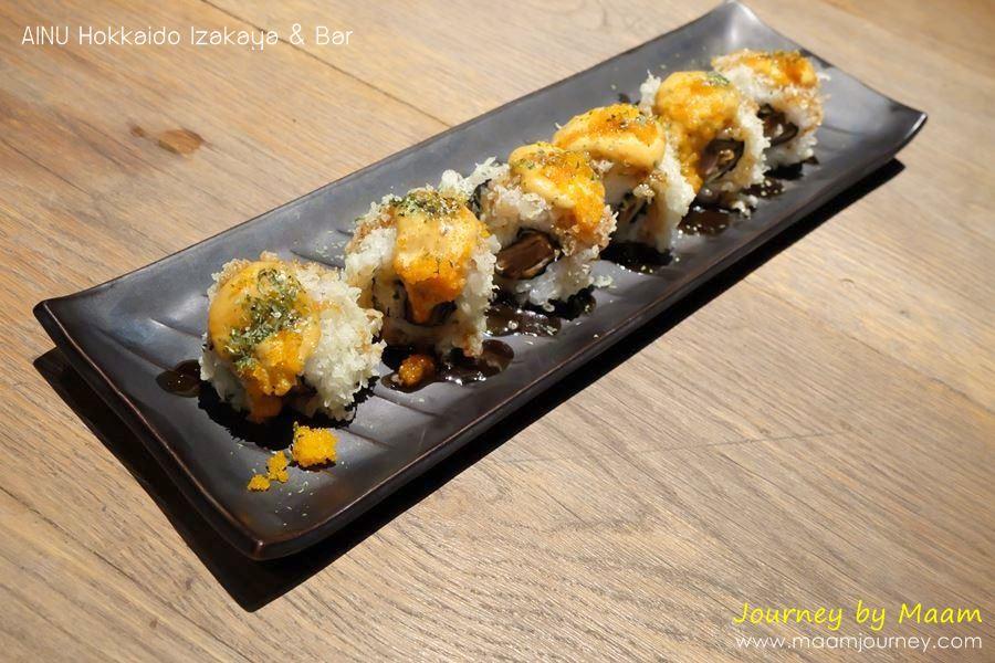 AINU_Tonkatsu Roll