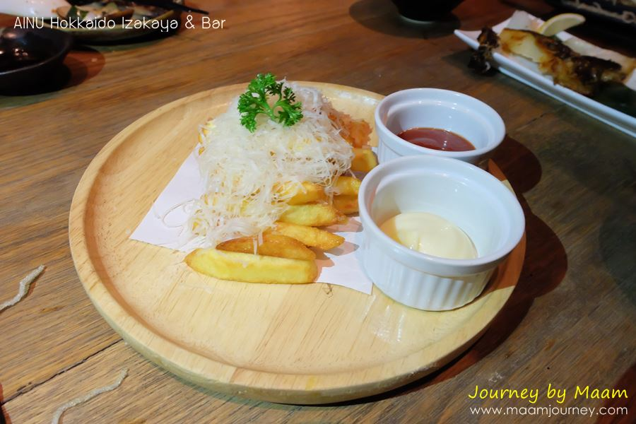 AINU_Truffle Fries