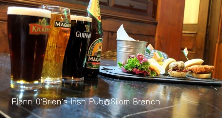 Flann O'Brien's Irish Pub_Silom