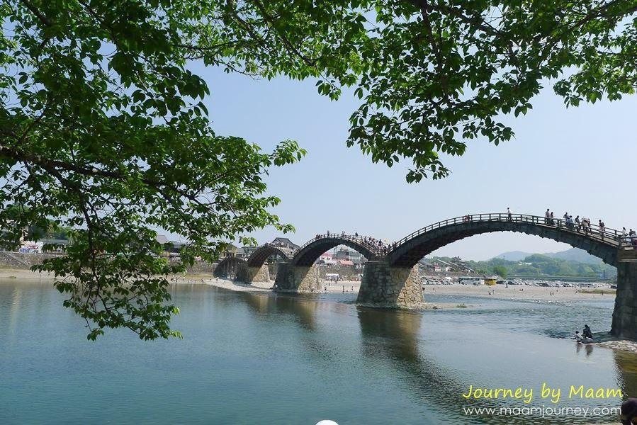 Kintaikyo_คินไตเคียว_สะพานคินไต