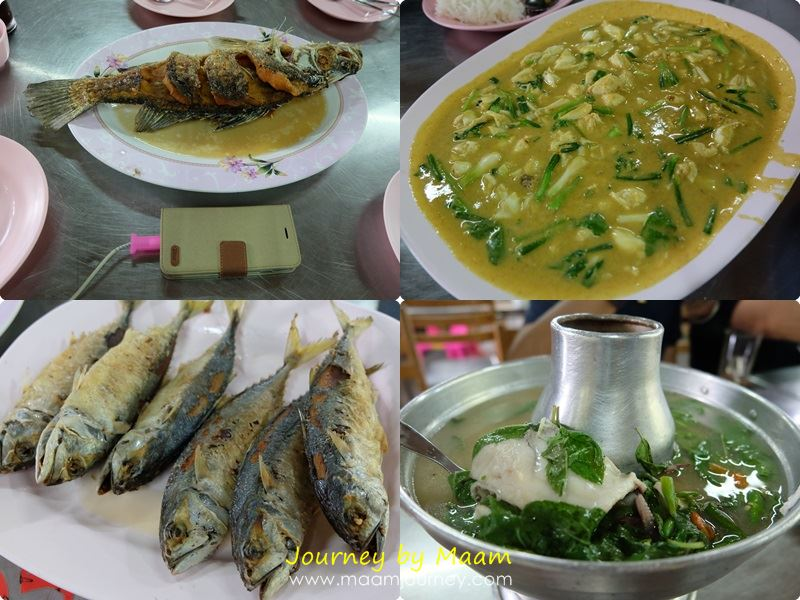 Rajburi_แดงอาหารทะเล