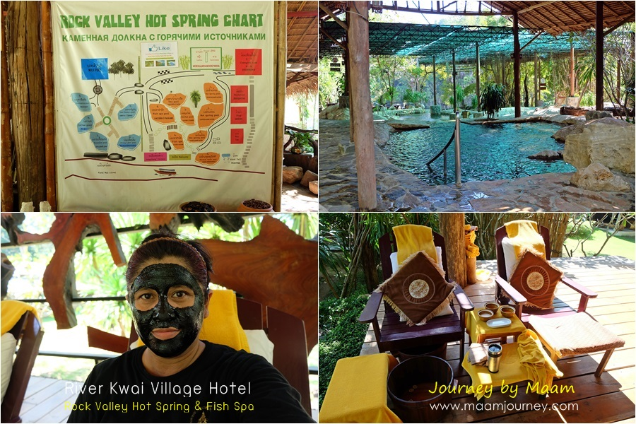 River Kwai Village_Rock Valley Hot Spring_Fish Spa_6