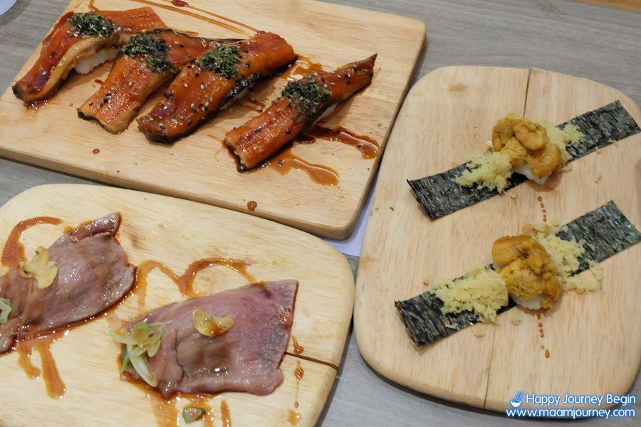 sushi หน้าล้น_mini set