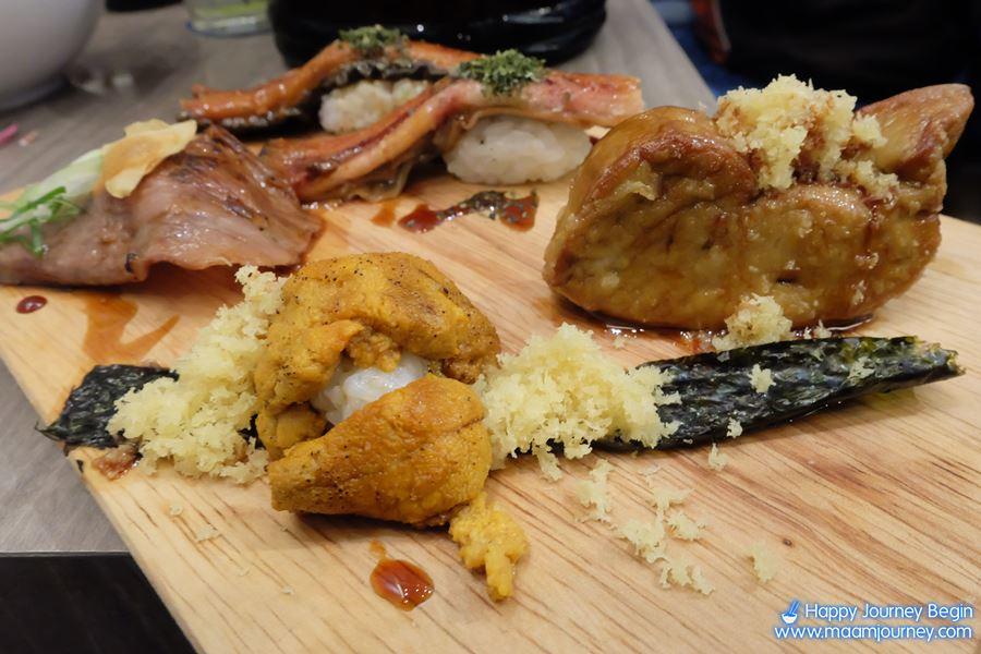 sushi หน้าล้น_set special