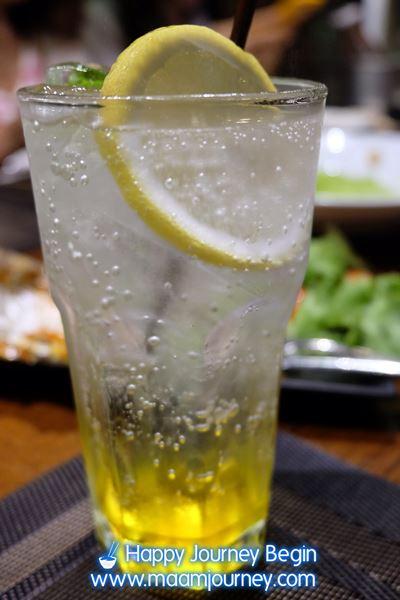 Beeston_Italian Soda Passion Fruit