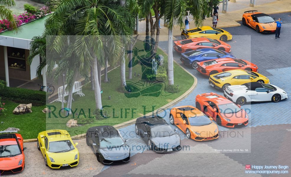 Royal Cliff_Lamborghini