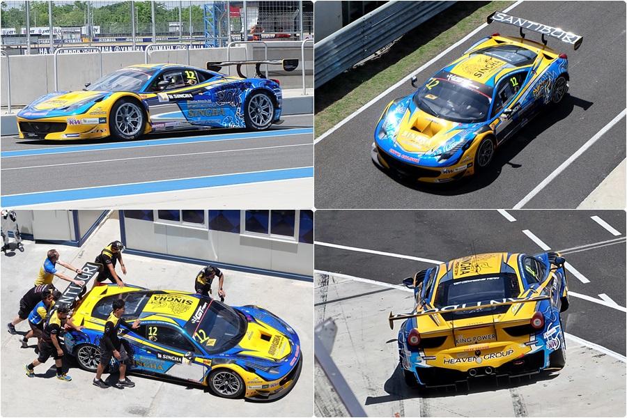 TP12 Singha Motor Sport