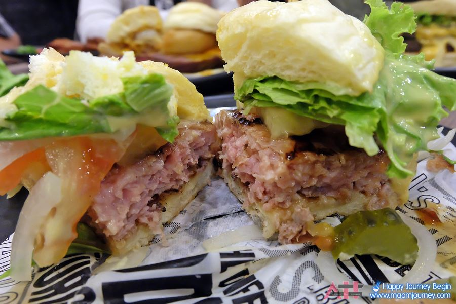 Teddy Burger Original Hawaiian Burger_2