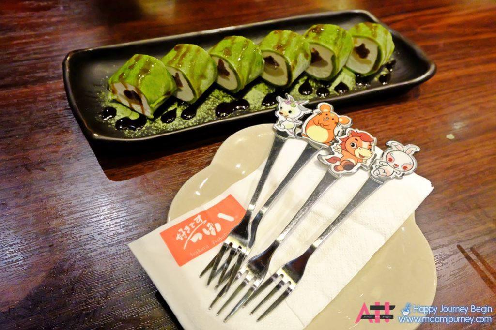 Tsubohachi_Roll de Maccha_1