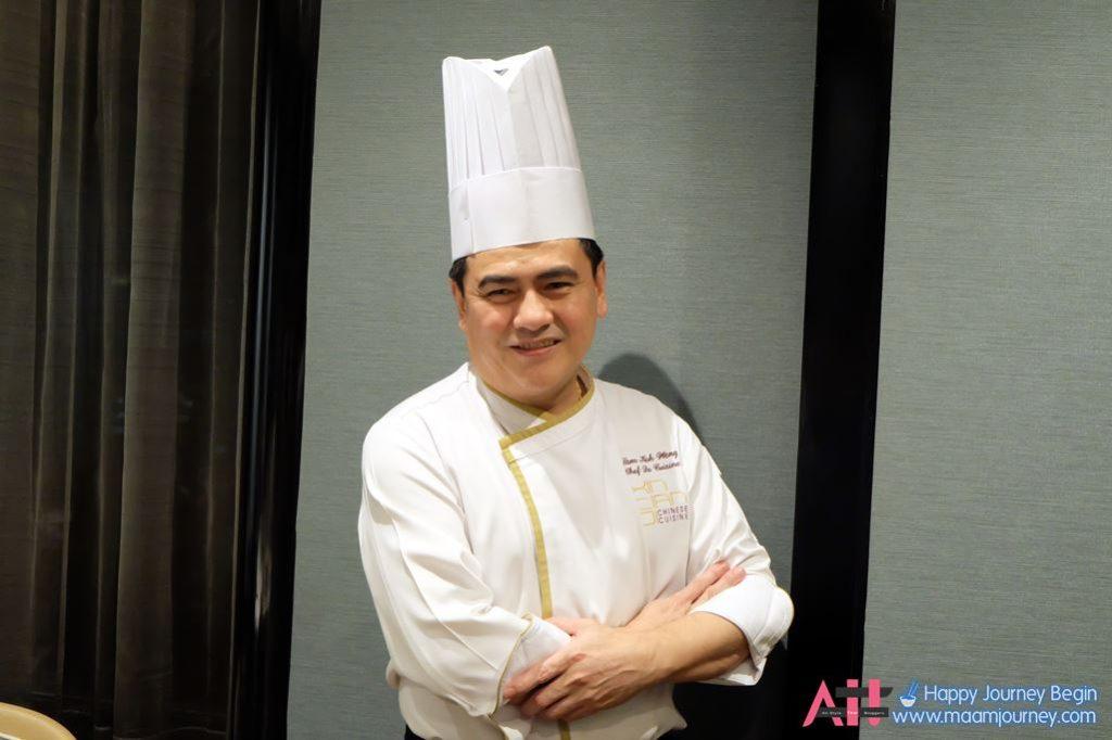 Xin Tian Di_A la carte_Chef