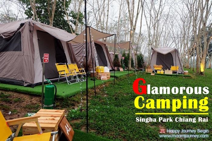 Glamorous Camping_Singha Park Chiang Rai