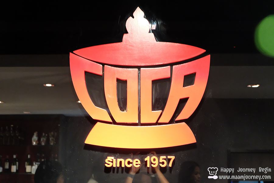 COCA RESTAURANT Since 1957