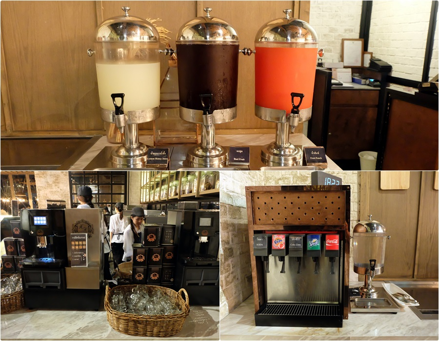 Copper Buffet_Softdrink_Coffee