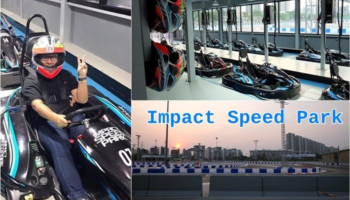 IMPACT Speed Park_Muangthong Thani