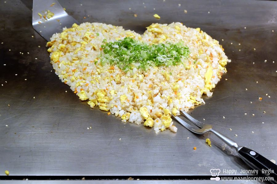 BENIHANA_GARLIC FRIED RICE_1
