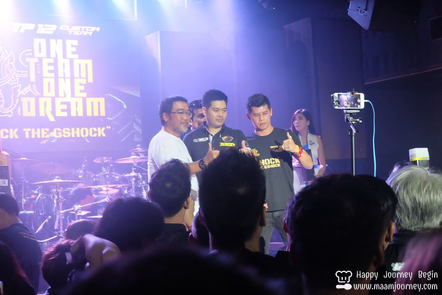 Shock the gshock_One Team One Dream_14