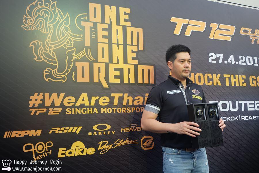 Shock the gshock_One Team One Dream_4