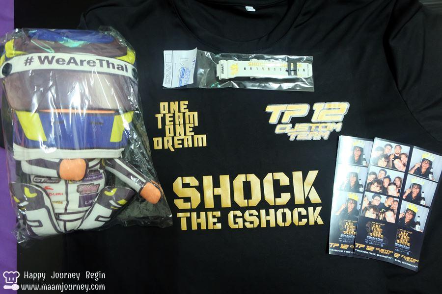 Shock the gshock_One Team One Dream_9