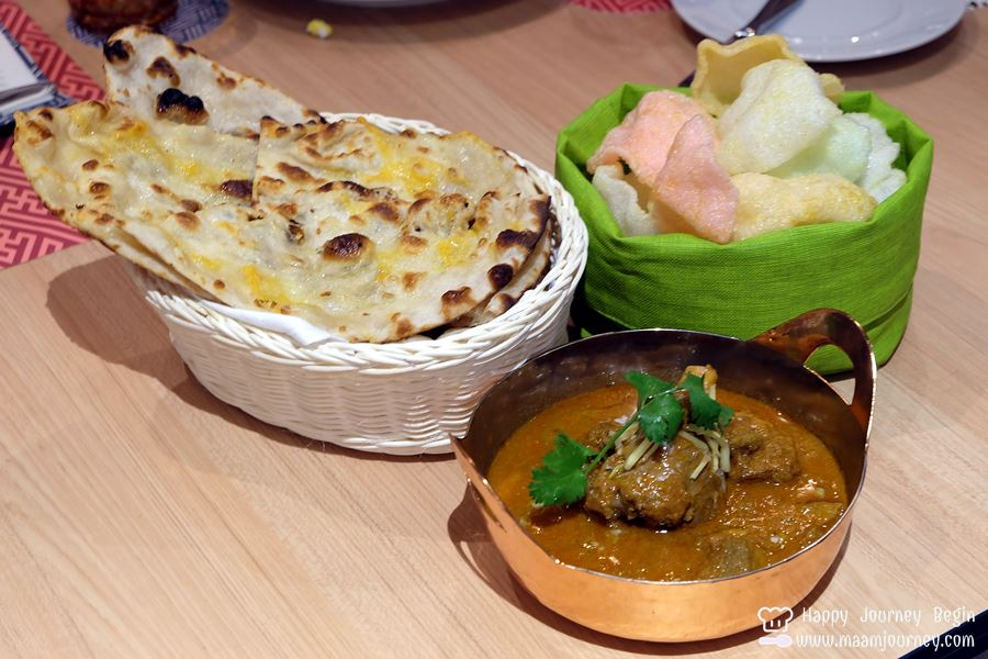 Amaya Food Gallery_India Food_A al Carte