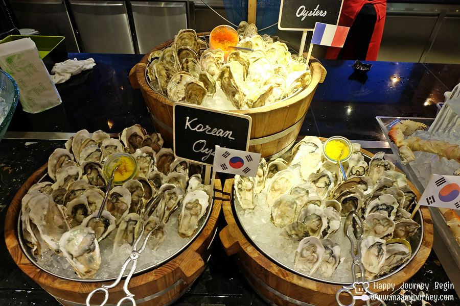 Amaya Food Gallery_Seafood on Ice_2