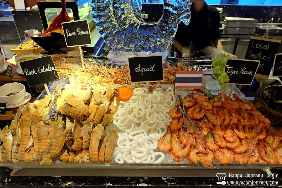Amaya Food Gallery_Seafood on Ice_3