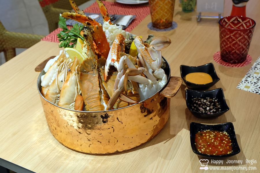 Amaya Food Gallery_Seafood on Ice_4
