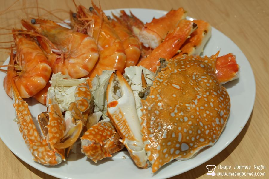 Amaya Food Gallery_Seafood on Ice_6