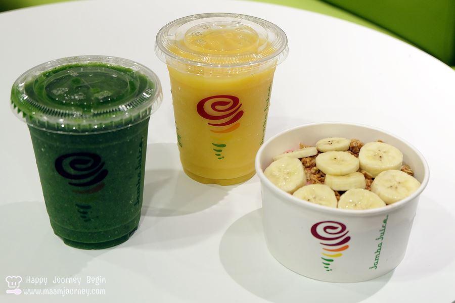 Jamba Juice Thailand