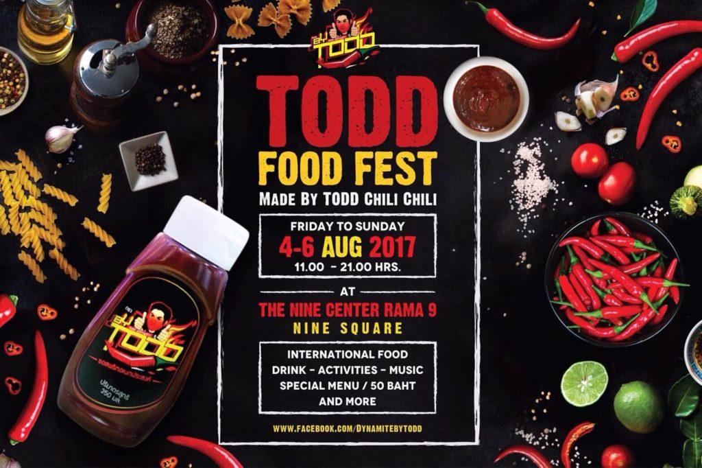 Todd Food Fest