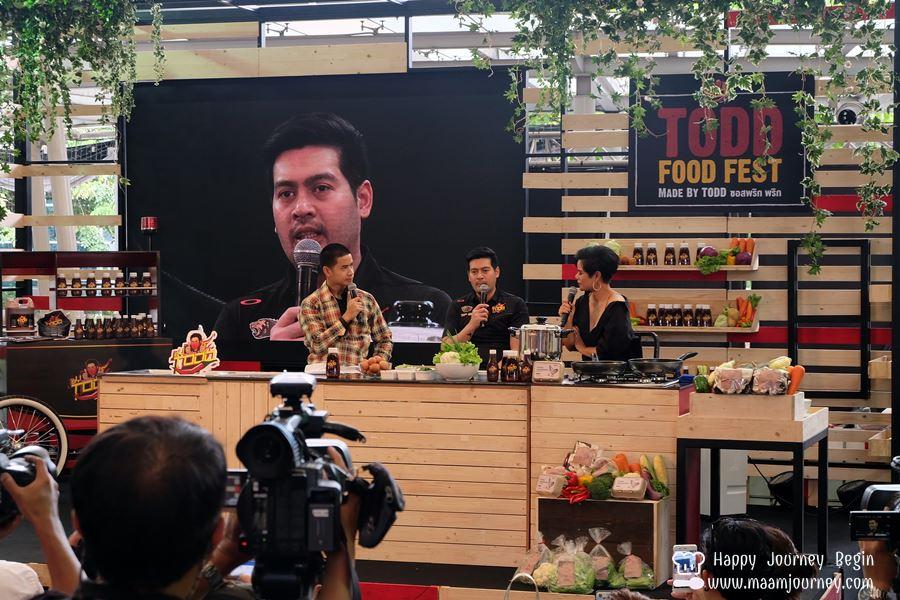 Todd Food Fest_Made By TODD ซอสพริกพริก_1