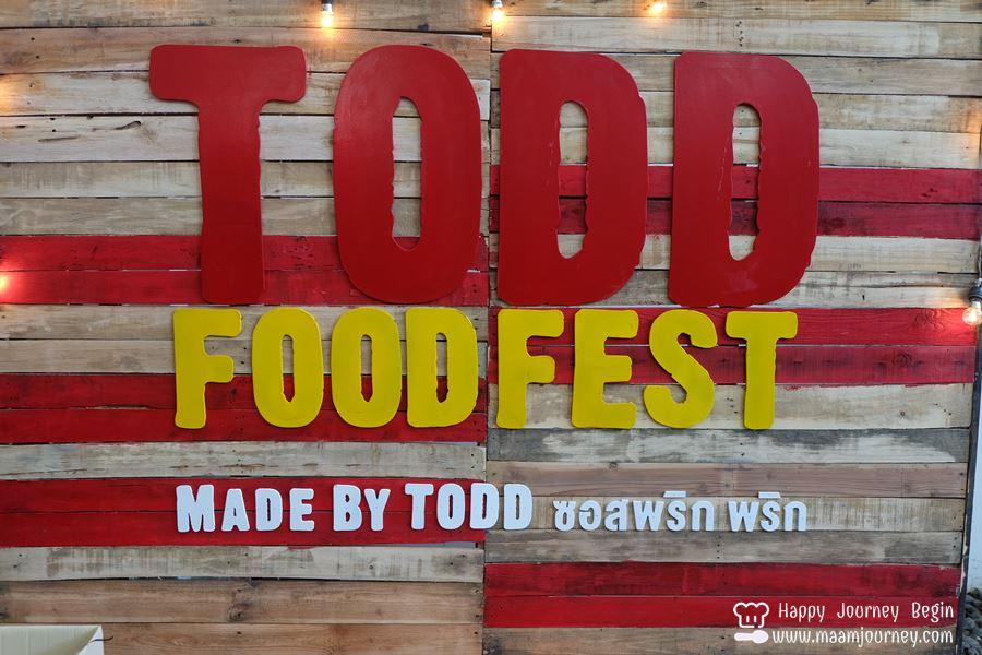 Todd Food Fest_Made By TODD ซอสพริกพริก_4