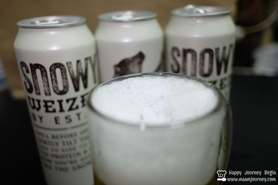 Snowy Weizen by EST 33_15