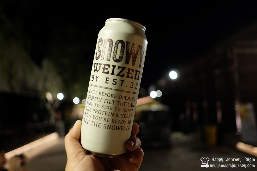 Snowy Weizen by EST 33_Craft Beer_1
