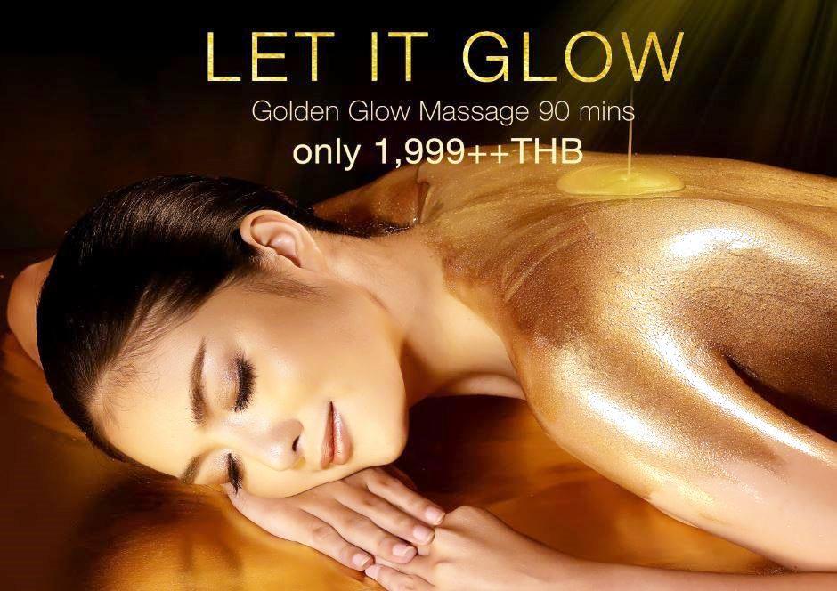 Golden Glow Hot Oil Massage