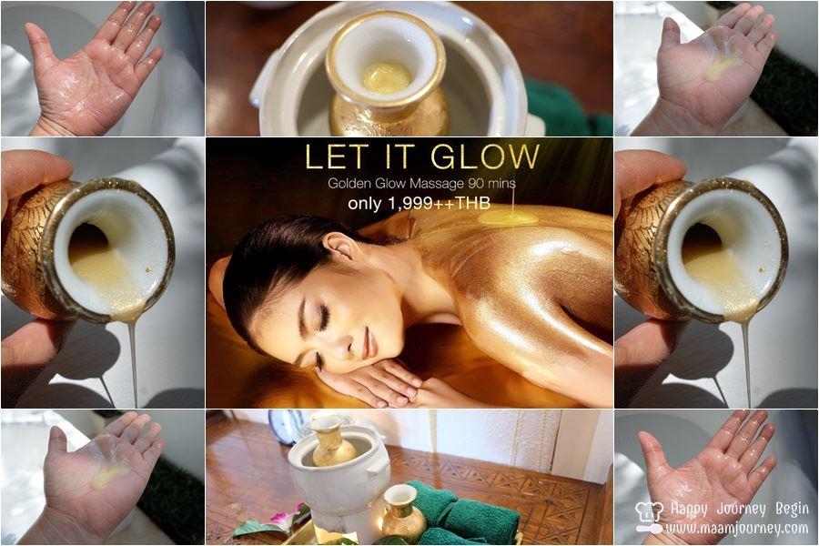 Golden Glow Hot Oil Massage_Oasis Spa
