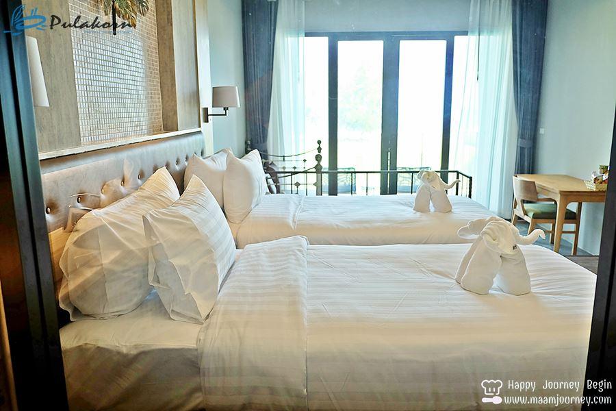 Pulakorn Private Beach Resort_Deluxe Sea View_4