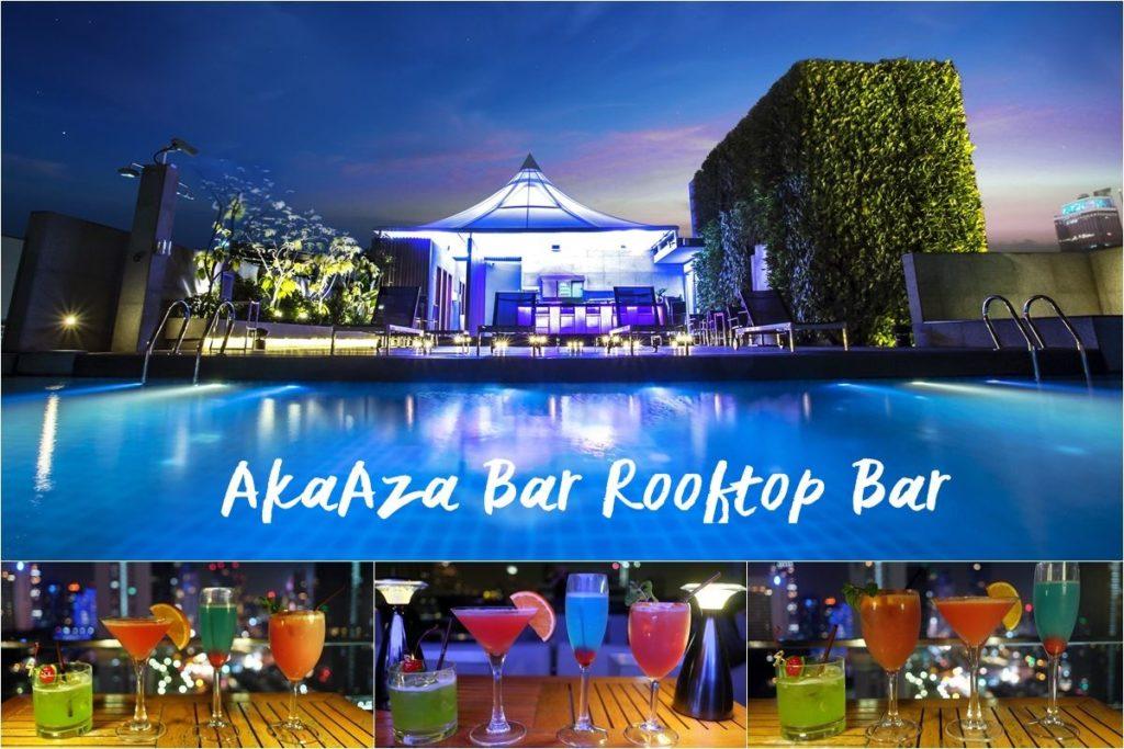 AkaAza Bar Rooftop Bar