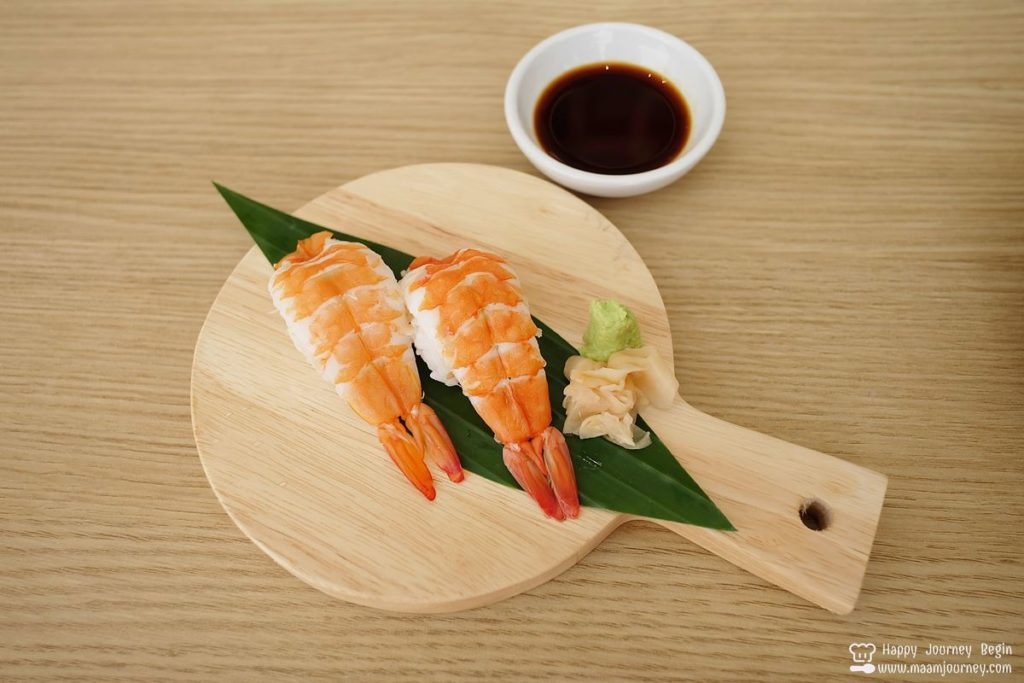 Umeno Cafe_Ebi Boiled Sushi Prawn
