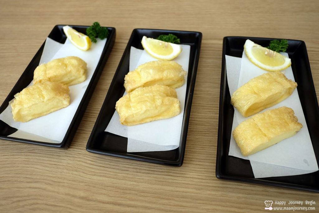 Umeno Cafe_Fried Tofu Fish Ball Fukuoka Style