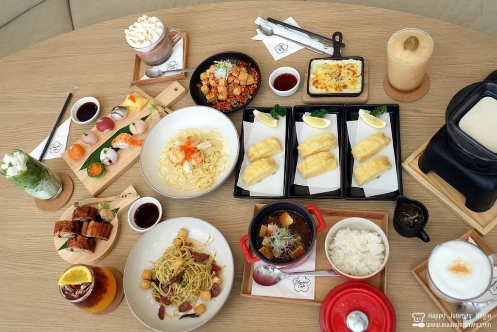Umeno Cafe_Mega Bangna