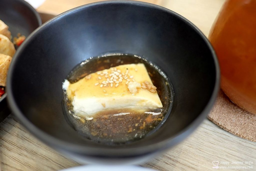 Umeno Cafe_Soft Tofu Pot with Mabo Sauce_2