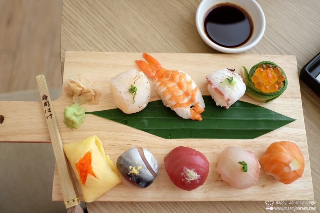 Umeno Cafe_Sushi Ball 9 pcs