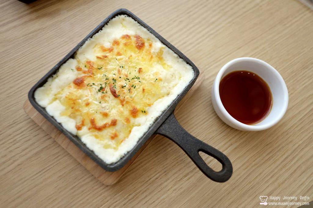 Umeno Cafe_Yuba Gratin